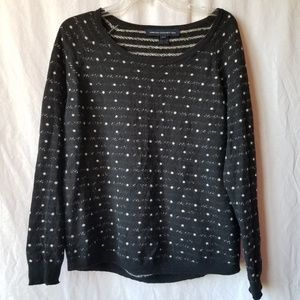 French Connection wool sweater size large
